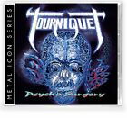 TOURNIQUET – PSYCHO SURGERY +4 bonus (CD, 2020) Remastered Christian Thrash