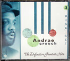 Andrae Crouch The Definitive Greatest Hits NEW 3 Disc Set CDs Christian Gospel