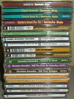 Lot of 18 Various Christian Karaoke CD's All Listed