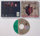 WHITECROSS At Their Best CD 1991 214 Records REX CARROLL Christian Metal OOP