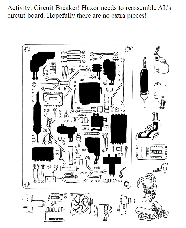 Christiana's Stuff » circuit board