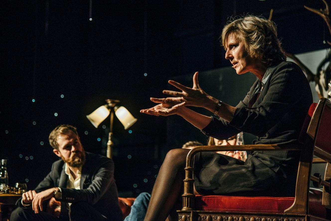 Connie Hedegaard, politiske saloner