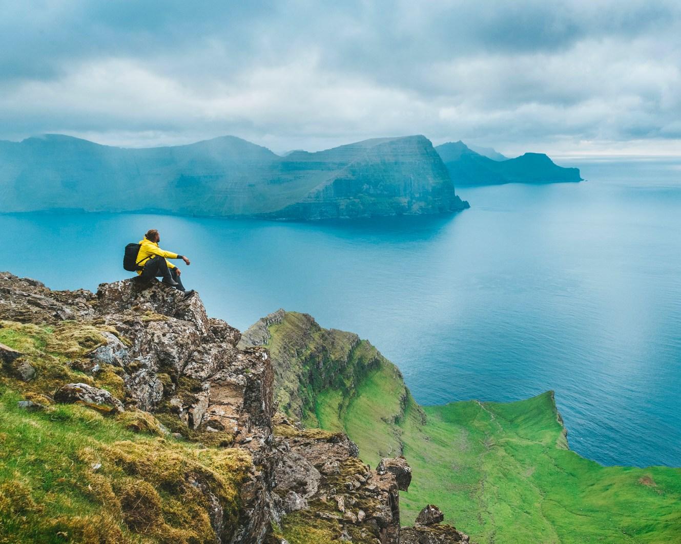 Cape Enniberg / Viðareiði, Faroe Islands