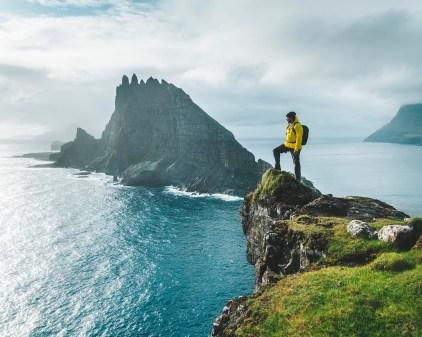 Tindhólmur, Faroe Islands
