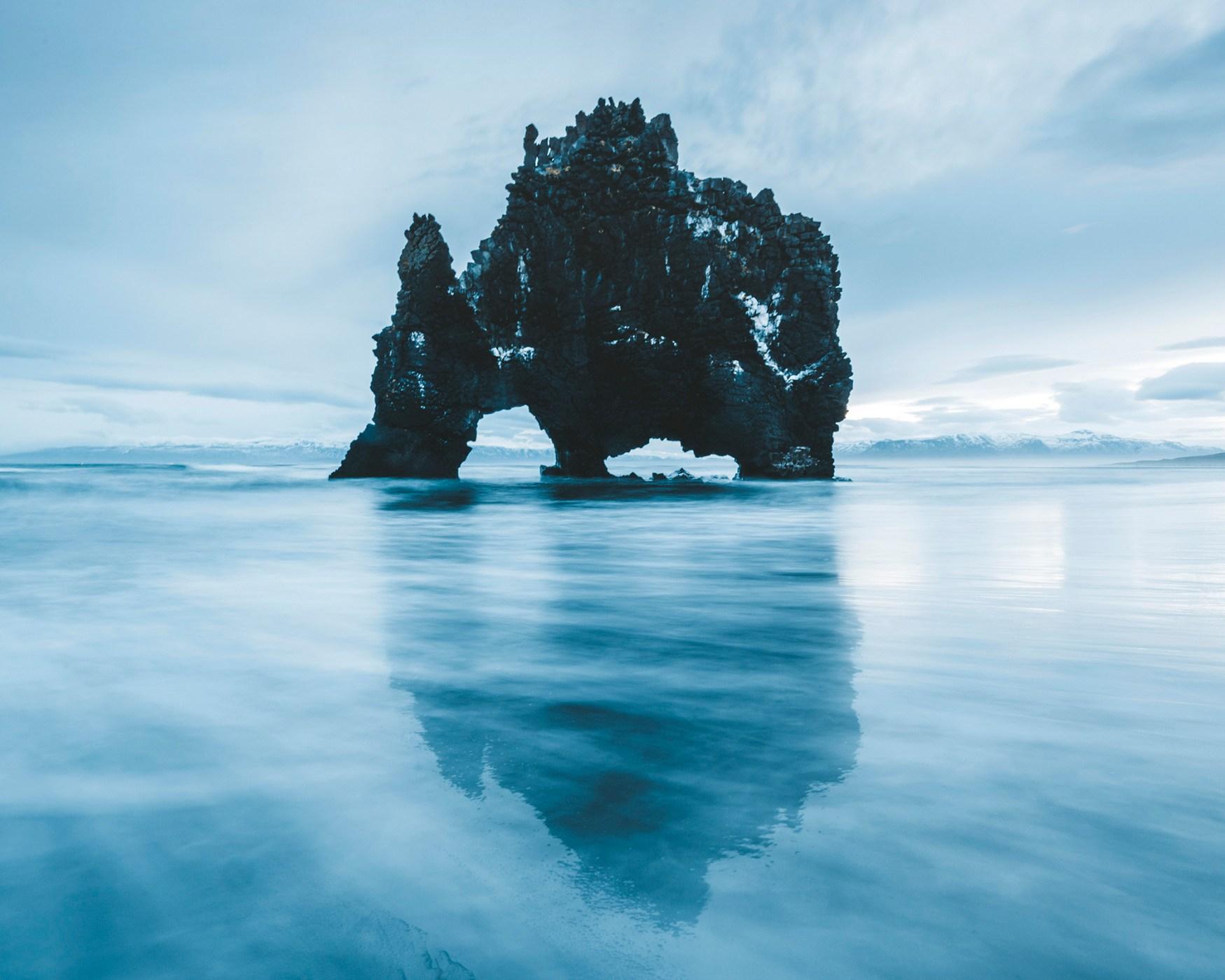 Hvítserkur, Iceland