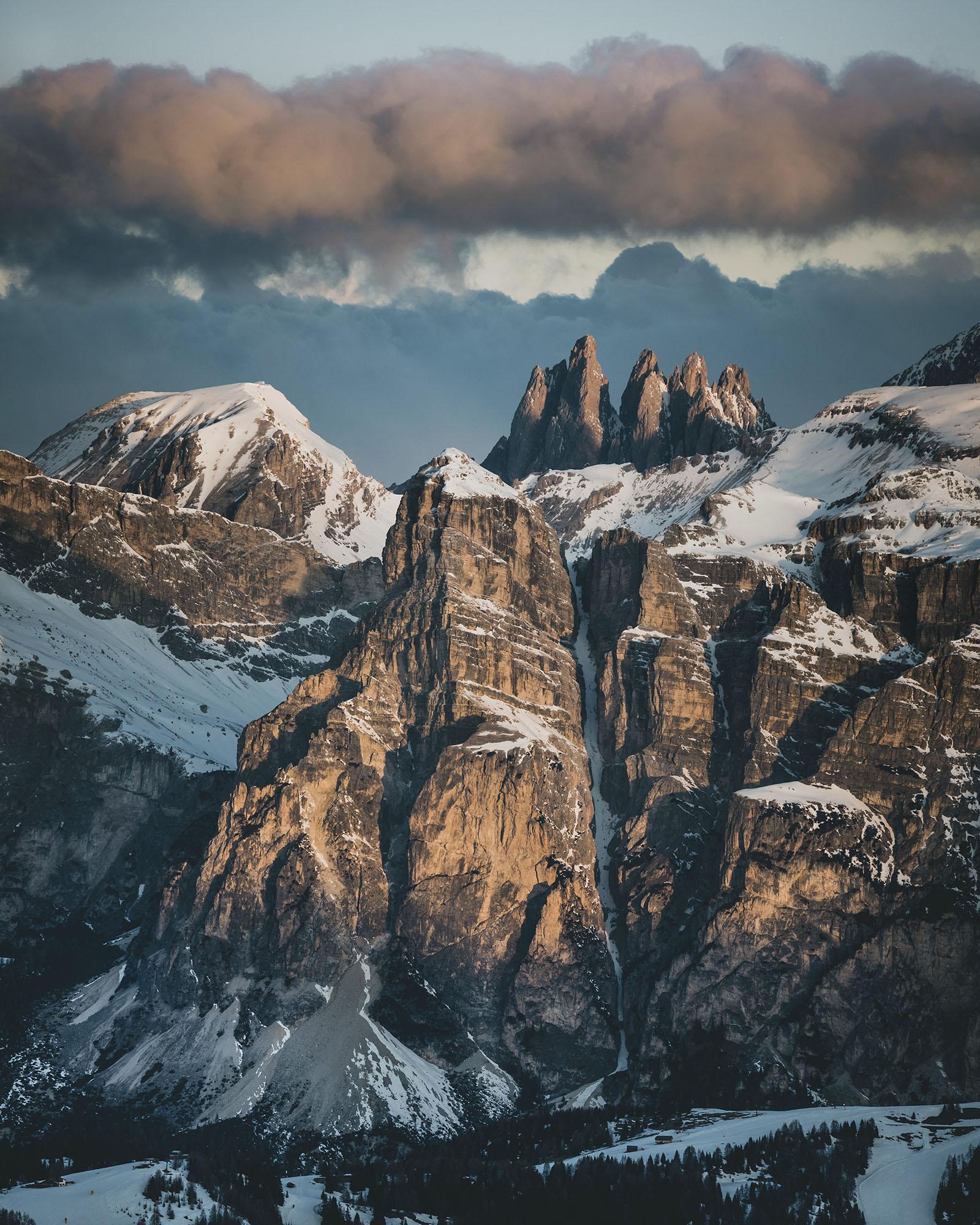 Rifugio Lagazuoi, Dolomites