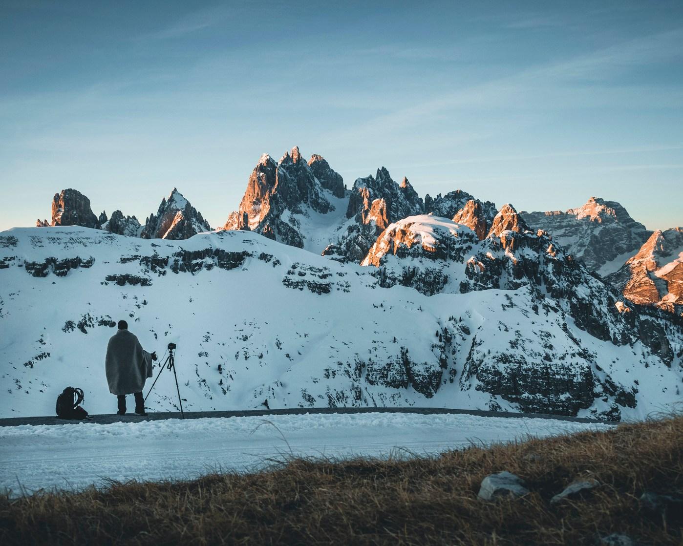 Rifugio Auronzo, Dolomites