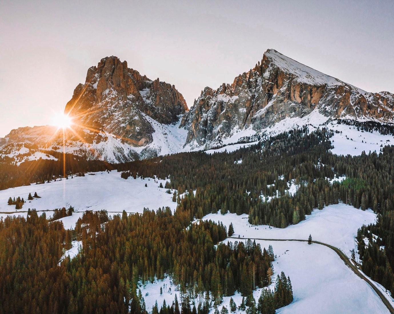 Seiser Alm / Alpe di Siusi, Dolomites