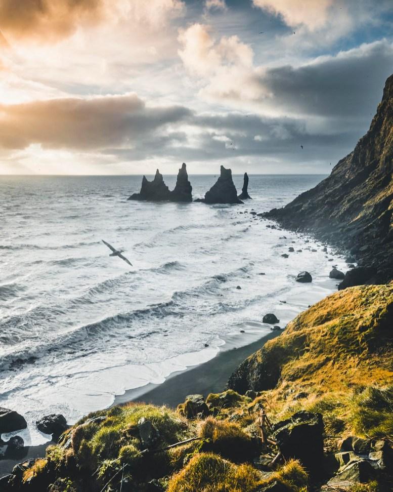 Reynisfjara, Iceland