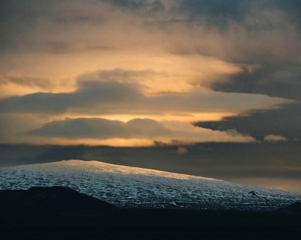 Langjökull Glacier, Iceland