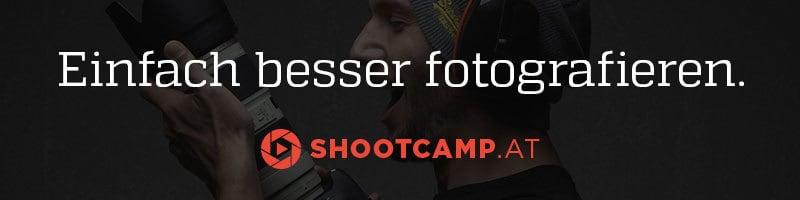 Fotograf werden - Shootcamp