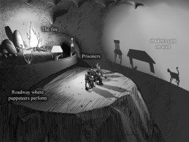 http://filmandphilosophy.com/2013/03/07/platos-cave-and-the-cinema/