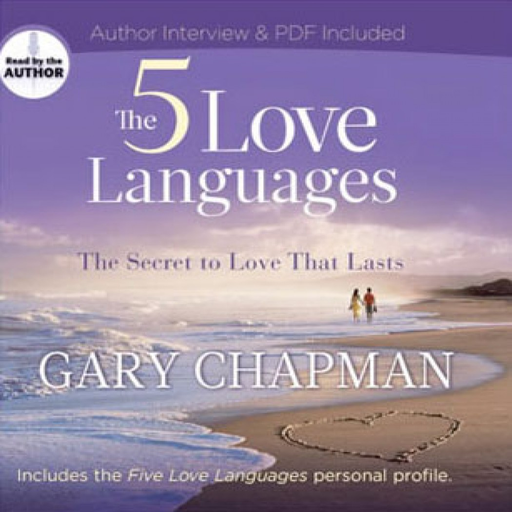 The Five Love Languages By Gary Chapman Audiobook Download