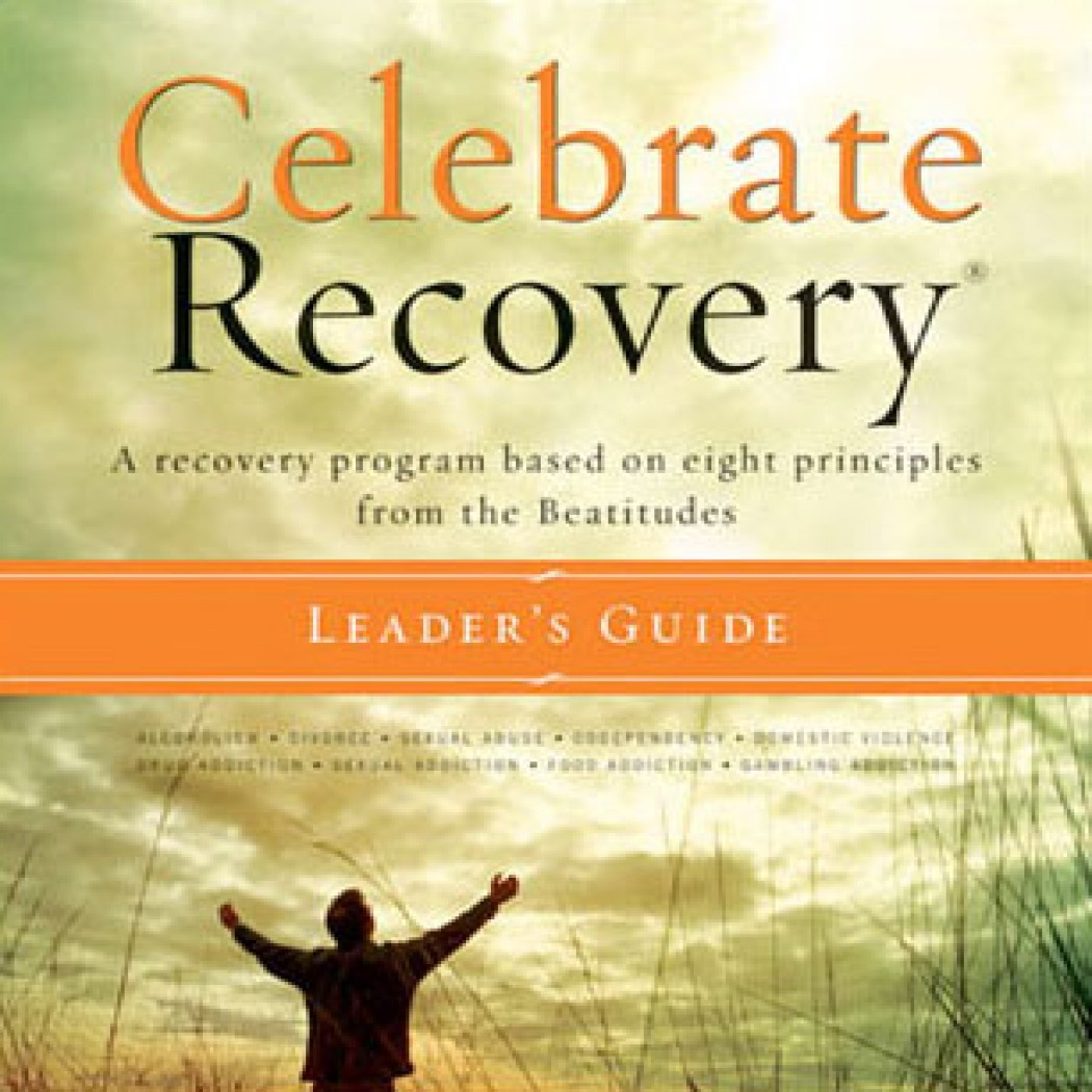 Celebrate Recovery By John Baker Audiobook Download