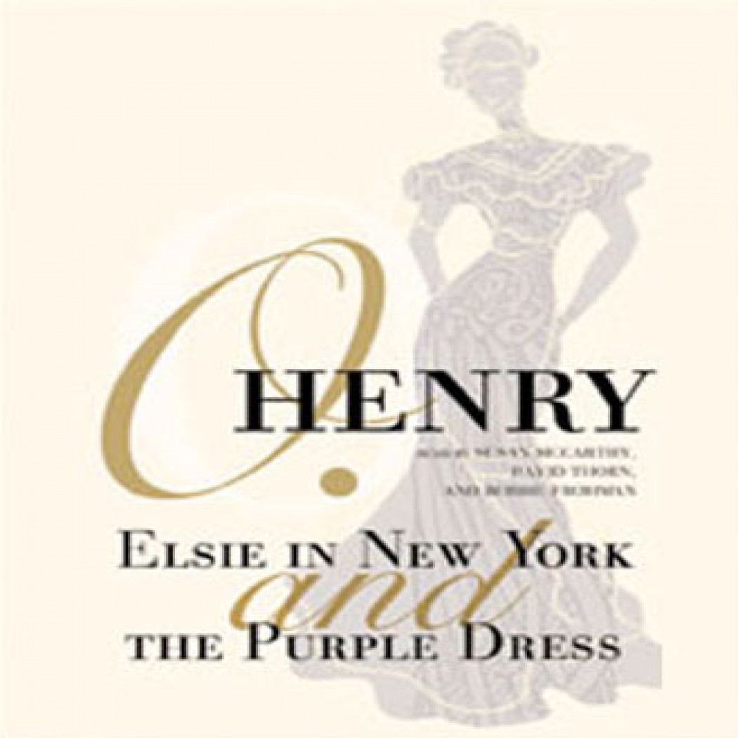 Elsie In New York And The Purple Dress By O Henry