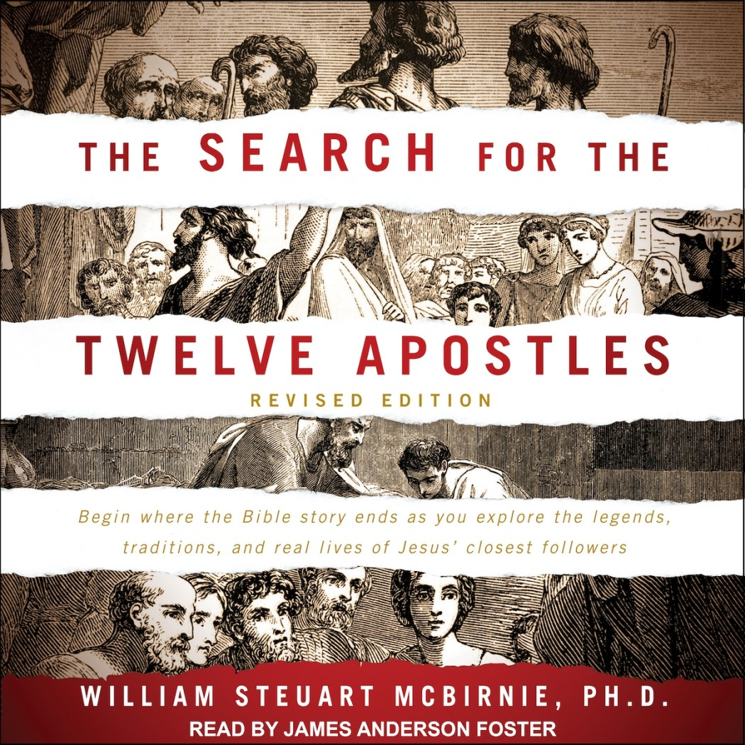 The Search For The Twelve Apostles By William Steuart
