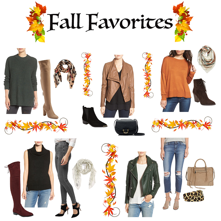 nordstrom, fall favorites, leopard, sweaters, otk boots