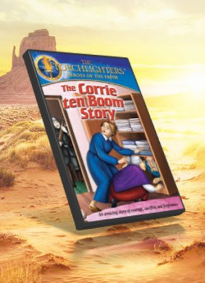Corrie Ten Boom Movie