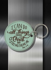 Product I Can do all things through Christ Who Strengthens Me Phil 4 13