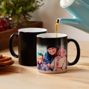 Christian Books and Gifts | 11oz Color Changing - Image Revealing Mug SAMPLE