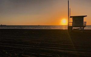 November 1st, 2016: Dockweiler State Beach, California