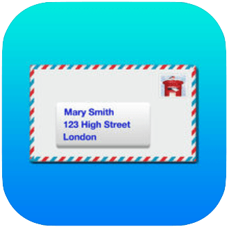 How to Print Mailing Labels from an iPhone or iPad