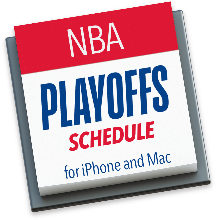 NBA Playoffs Schedule