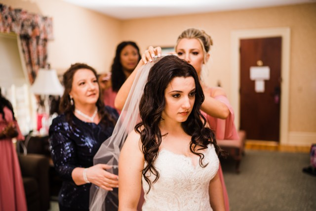binghamton, ny wedding - christina & kavell's wedding