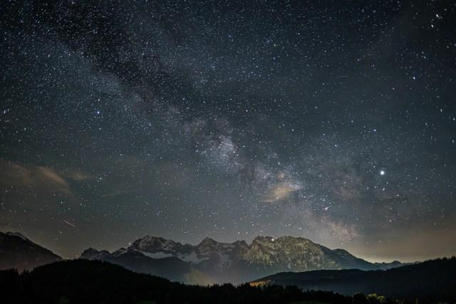 Geroldsee bei Nacht II | Fujifilm X-T3 | 16mm