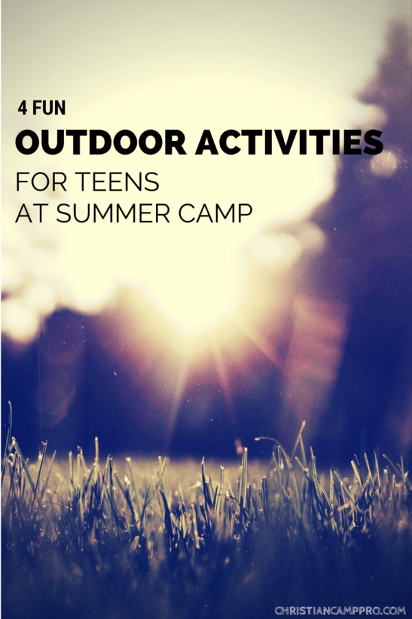 Fun Outdoor Summer Games