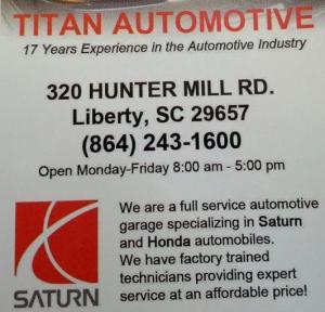 Titan Auto