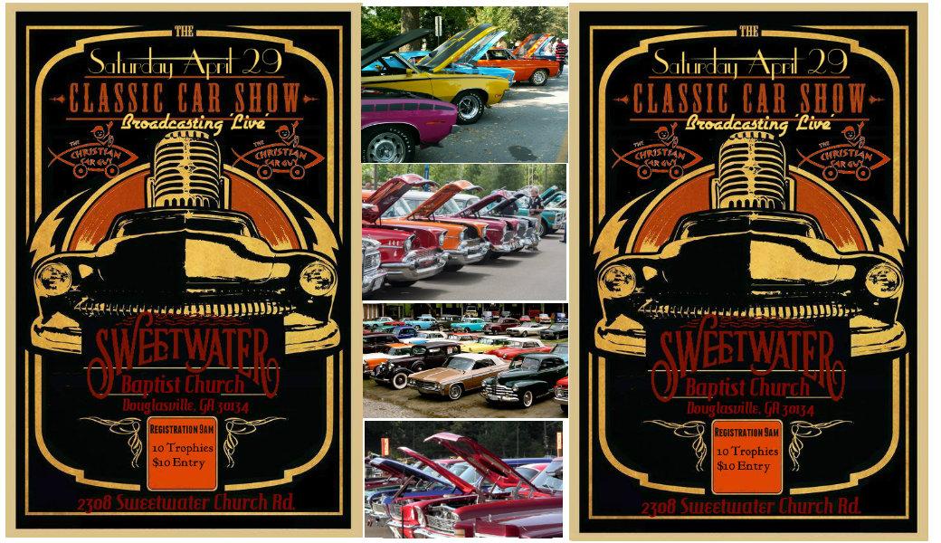 Join Us Live This Saturday April Th Car Show In Atlanta Ga - Car show atlanta ga