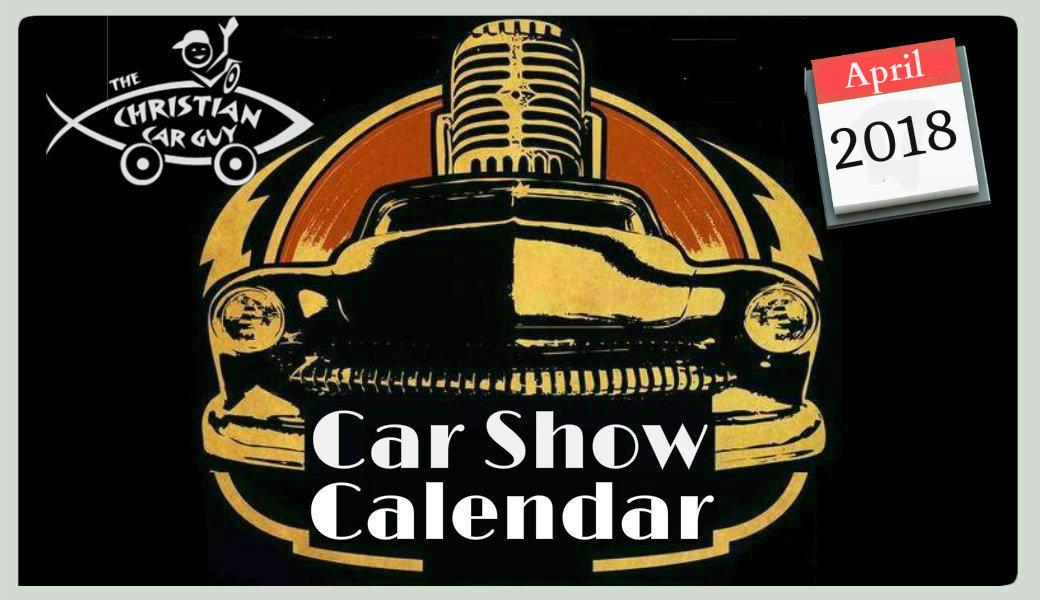 Car Show Calendar | The Christian Car Guy Radio Show