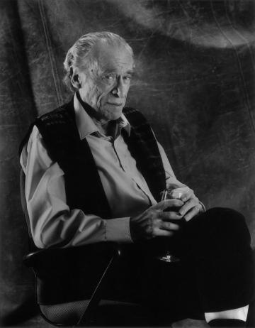 charles bukowski portrait by christian coigny
