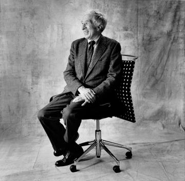 john updike by Christian Coigny