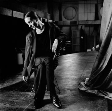pina bausch by Christian Coigny