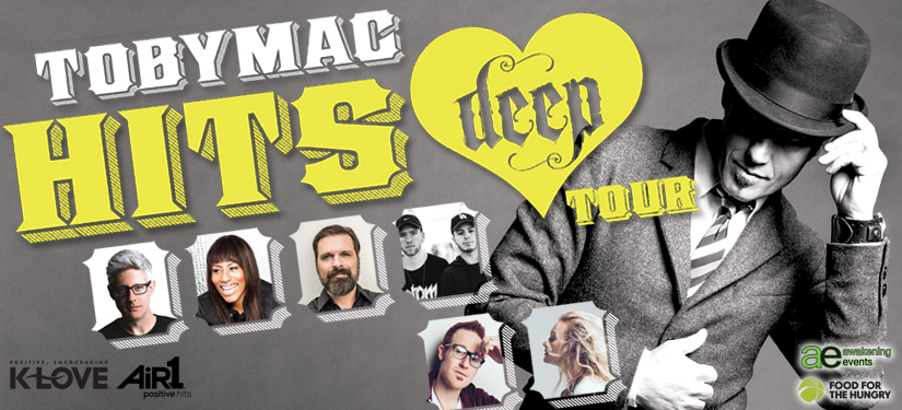 Image result for toby mac hits deep tour 2017