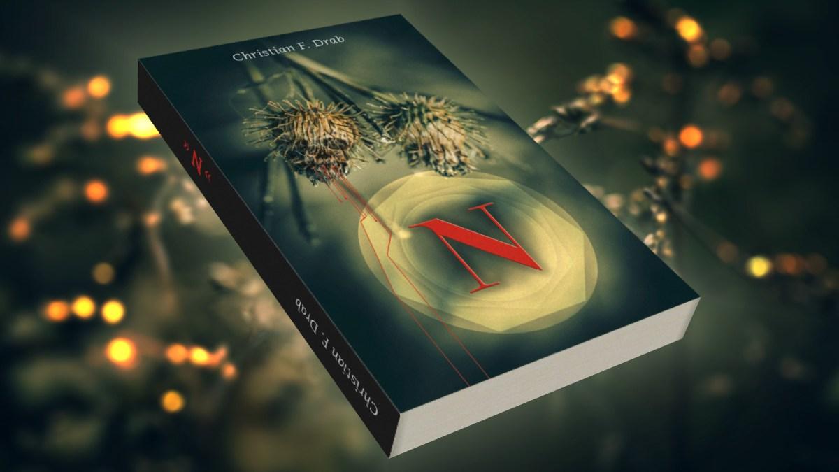 """""""N"""" – Buchtitelseite und erste Leseprobe"""