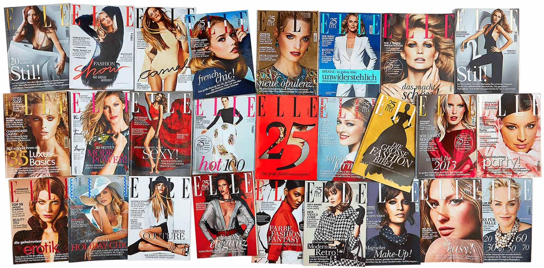 Elle-Magazin / Burda Hearst Publishing
