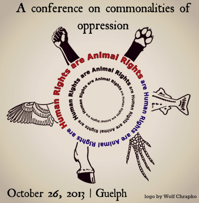 Human Rights Are Animal Rights Guelph Conference Christiane Bailey