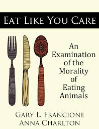 Eat like you care Anna Charlton