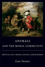 Steiner Animal and the Moral community