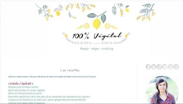 http://www.100-vegetal.com/p/les-recettes.html