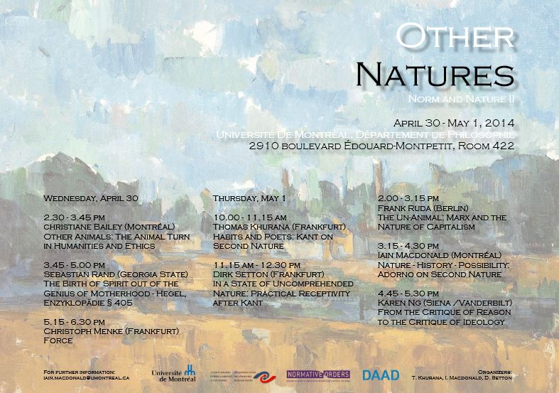 OTHER NATURE POSTER
