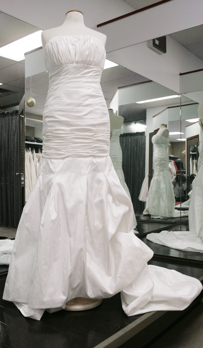 Affordable Wedding Dress in Ottawa