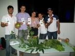 Principais famílias botânicas encontradas e utilizadas em Coronel João Sá, seja da Caatinga (principalmente) ou não, mas que são encontradas em meio à Caatinga.