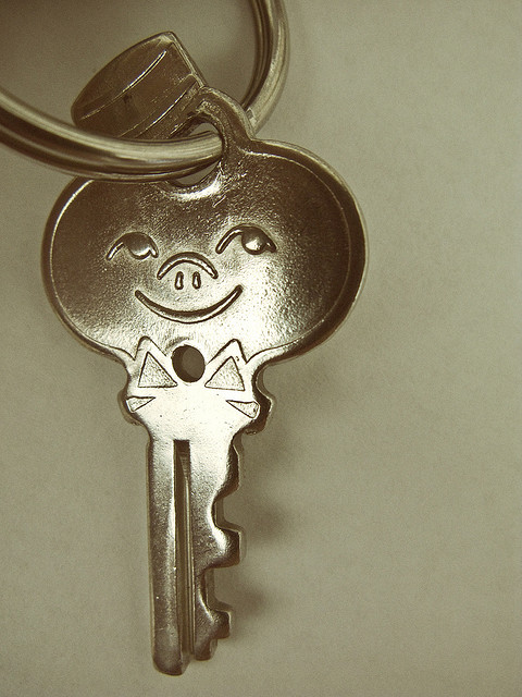 "This photo (click photo for link), ""The Best Key Ever"" is copyright (c) 2008 Michael Carian and made available under a Attribution-ShareAlike 2.0 license (http://creativecommons.org/licenses/by-sa/2.0/legalcode)"
