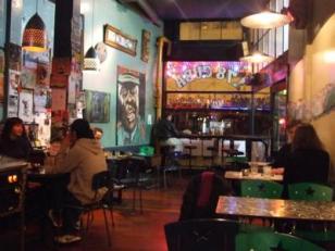 cafe in cuba street