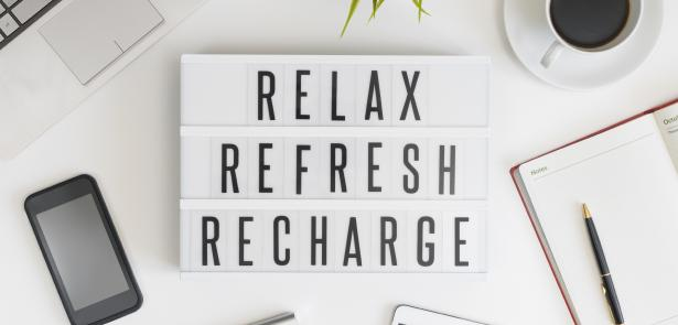 Image result for rest and recharge