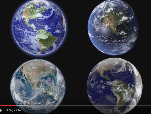 Nasa And Fake Earth Images Christian Flat Earth Ministry
